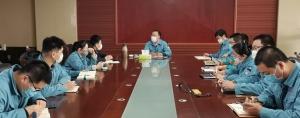 阳光王子召开第一届工程技术人员座谈会